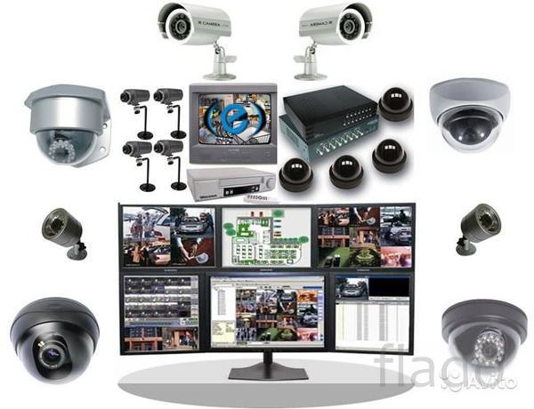 Системы видеонаблюдения. Проектирование, установка, гарантия