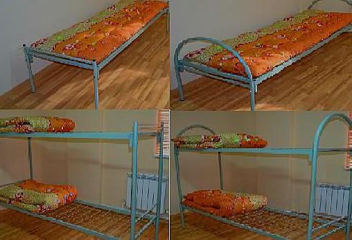 Кровати металлические. Крымск