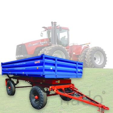 Запчасти тракторный прицеп