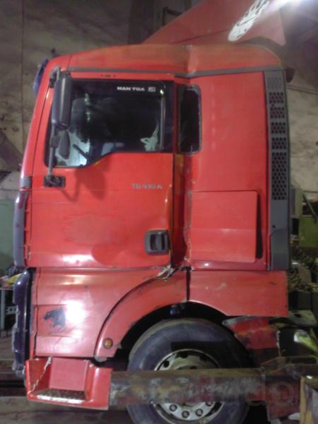 Кузовной ремонт грузовых машин Челябинск