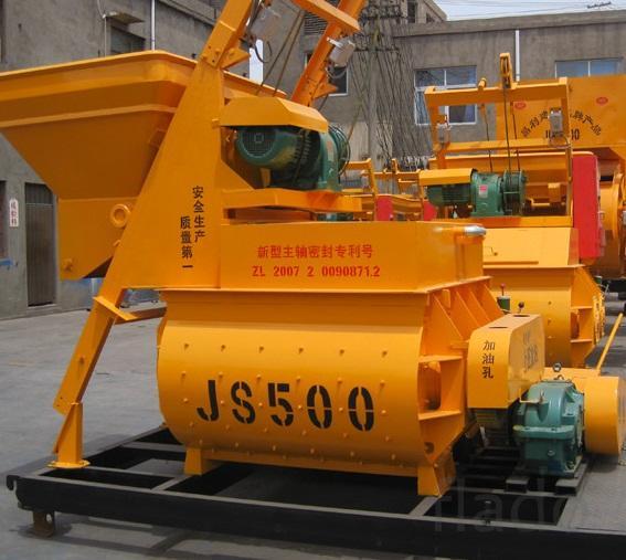 Бетономешалка JS500 Китай 500 литров в наличии Модель JS500