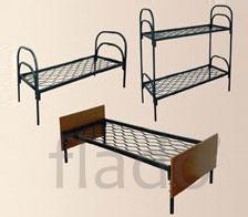Кровати металлические эконом класса, Кровати в пансионаты, дома отдыха