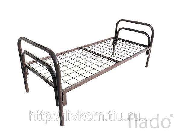 Двухъярусные кровати для рабочих, Кровати металлические недорого