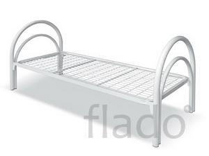 Железные кровати, Кровати металлические спинки ДСП, Кровати под заказ