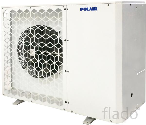 Агрегат холодильный полаир CUM-MLZ026