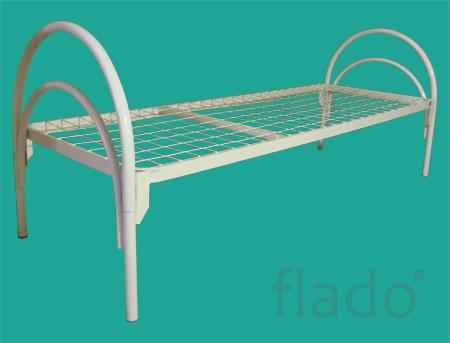 Кровати для воинских частей металлические, Кровати ГОСТ опт от 10 штук