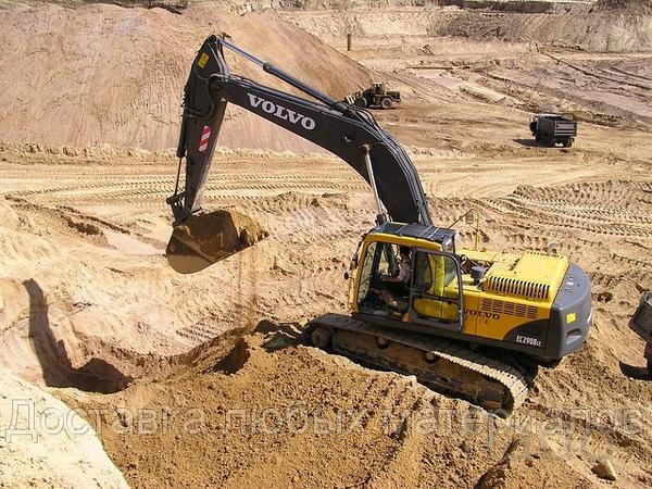 Песок мытый  и строительный.выгодно