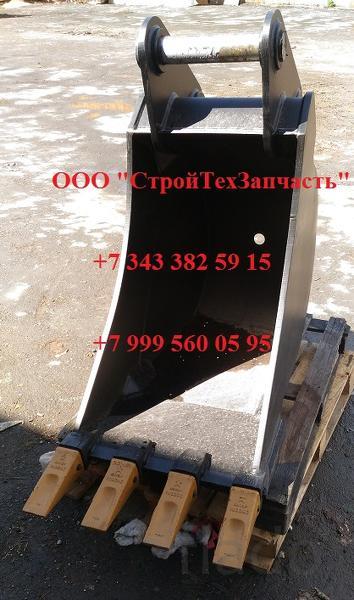Узкий ковш ек18 эо3323 шириной 670 мм