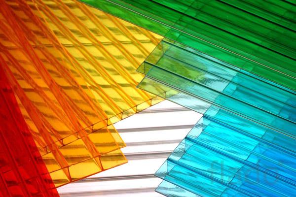 Поликарбонатный профилированный лист Поставка напрямую от производител