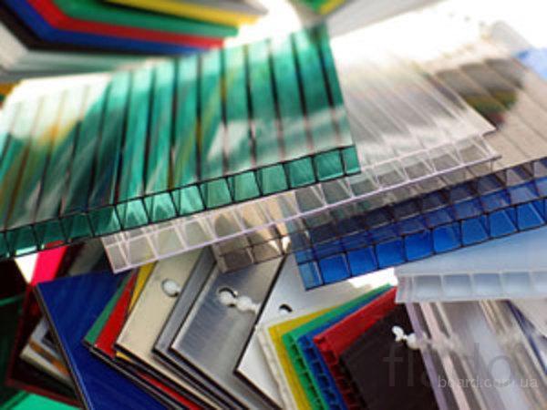 Поликарбонатный профилированный лист от производителя