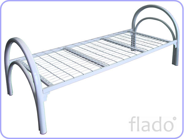 Кровати одноярусные, двухъярусные, трехъярусные металлические, кровати