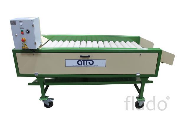 оборудование машина для сушки картофеля и овощей после мойки УСФ-10