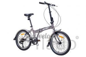 Новый складной велосипед АИСТ Compact