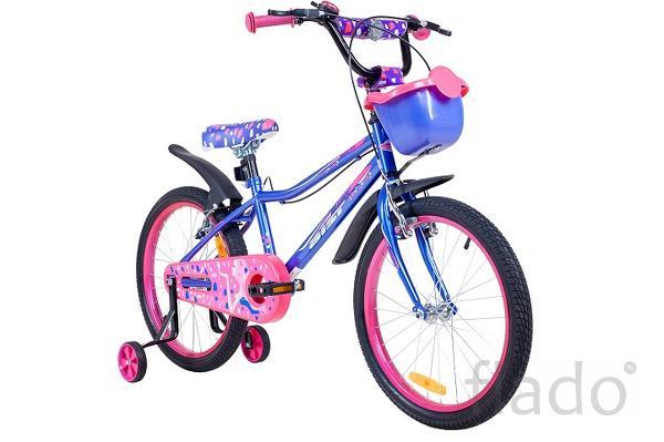 Велосипед детский Аист Wikki 20 Новый