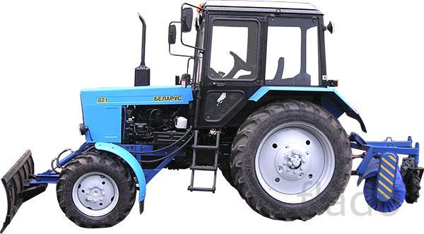 Услуги аренды тракторов