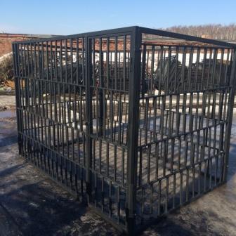 Вольеры для собак на металлокаркасе доставка бесплатная по всей област