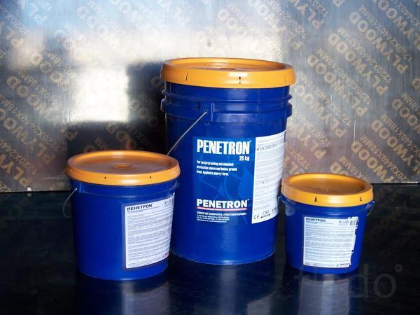 Пенетрон - гидроизоляция бетонных конструкций