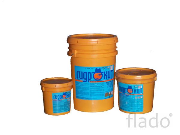 Гидрохит проникающий - гидроизоляция бетонных конструкций