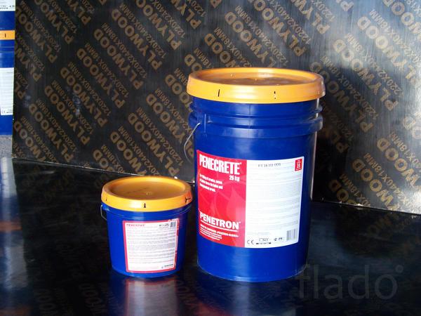 Пенекрит - гидроизоляция конструкционных швов , трещин в бетоне