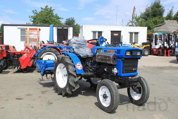 Мини трактор Iseki TX1500F(Япония)