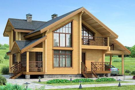 Надежная электропроводка деревянного дома (евро ГОСТ)