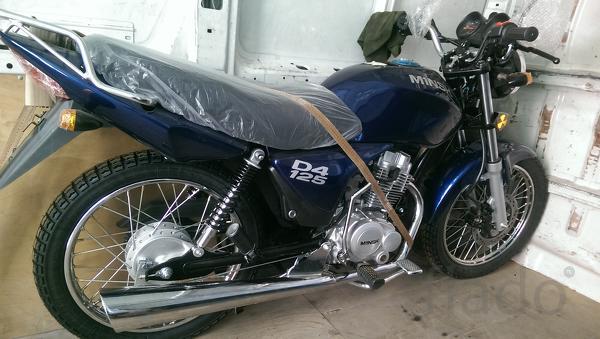 Мотоцикл Минск d4 125 M1NSK (Беларусь) Новый