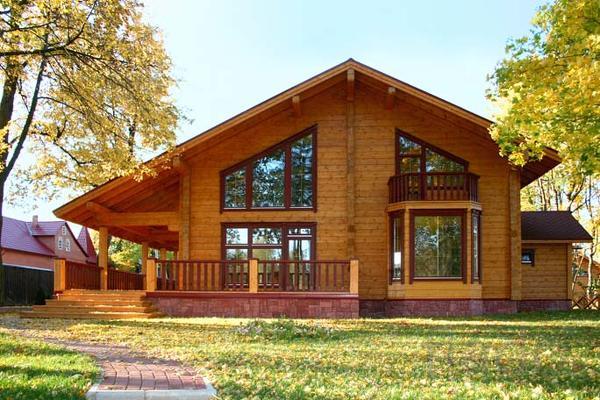 Деревянные дома в Вологде