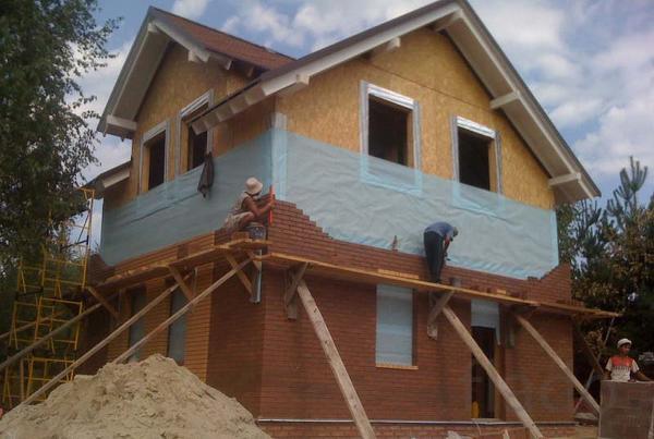Независимая строительно-техническая экспертиза частного жилого дома .