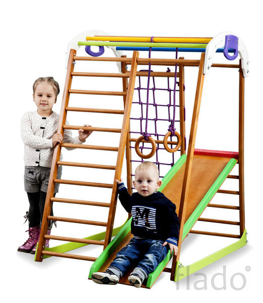 Детский спортивный комплекс Кроха+