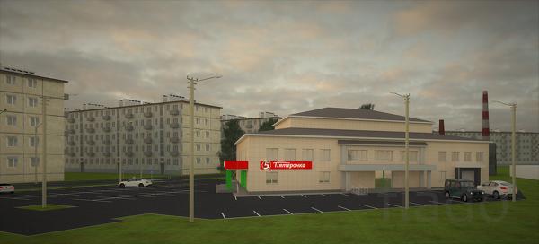 Торговая площадь от 10 до 1000 м2  под любой вид деятельности г. Шумер