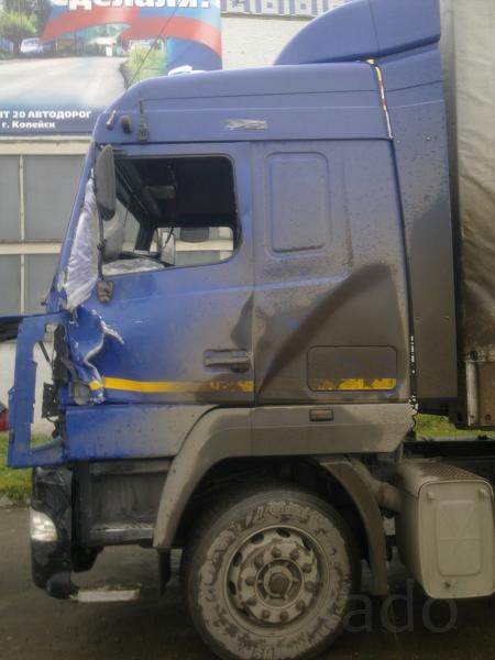 Кузовной ремонт грузовиков Покраска