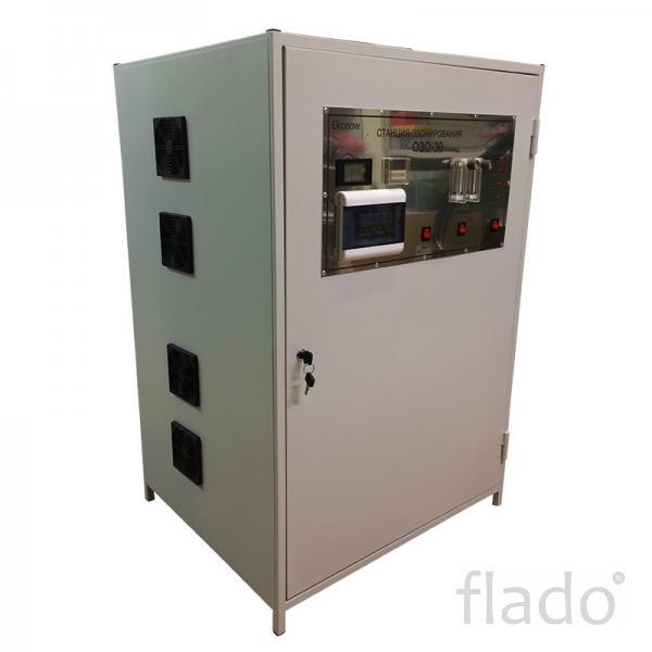 Озонатор пром. для воды и воздуха от производителя