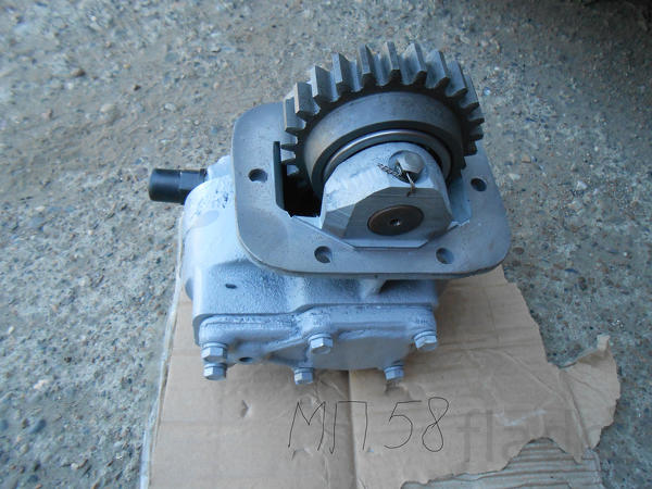 Коробки отбора мощности (КОМ) МП58-4202010 шасси Маз