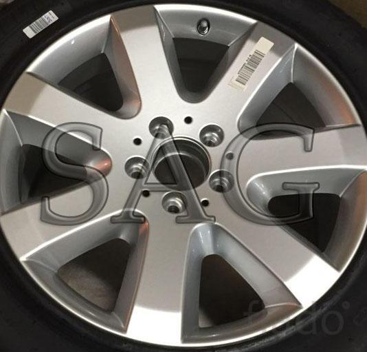 Диск литой 7 лучей Mercedes-Benz W221 guard
