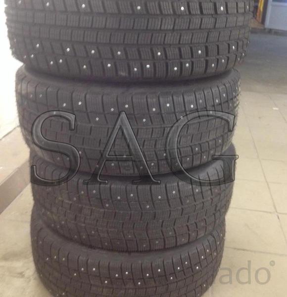 Зимние шины (шипы) на бронированный Mercedes W222