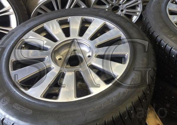 Бронированные зимние колёса Audi A8 (D3 4E) Z07