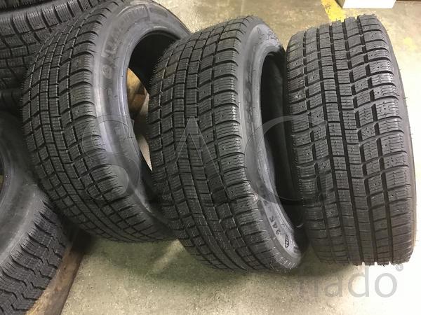Зимние шины на бронированную Ауди А8 Security