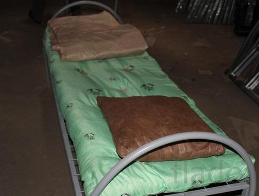 Кровати металлические. Бронницы