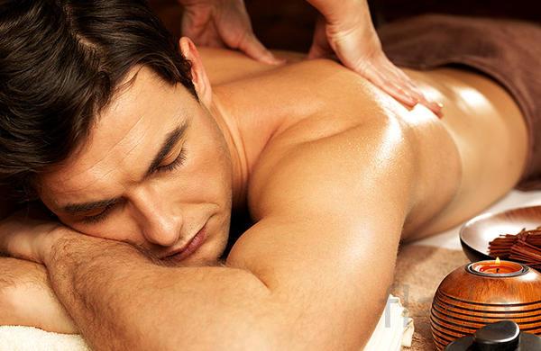 Профессиональный расслабляющий массаж. Оздоровление организма.