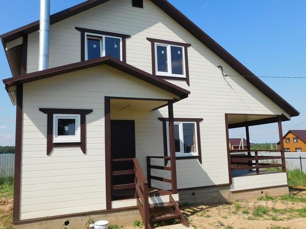 Дом 145 м² на участке 9 сот.