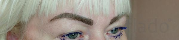 Перманентный макияж бровей, губ, век