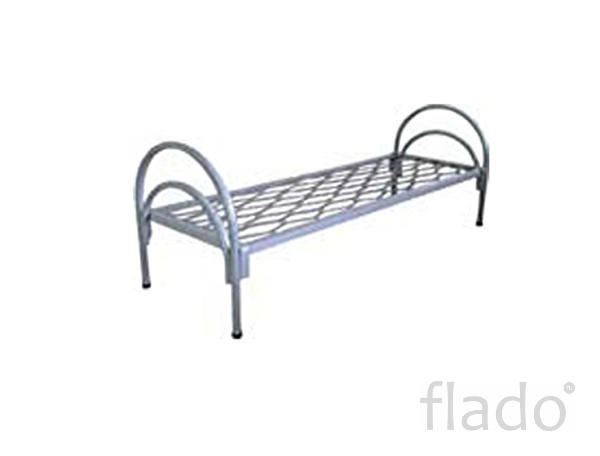 кровати металлические для больницы, армейские железные кровати оптом