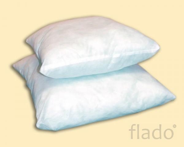 Дешевые подушки по 75 руб. для рабочих в общежития и хостелы оптом