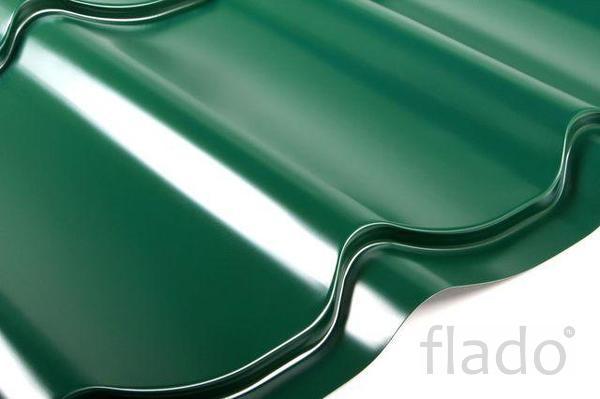 Металлочерепица Зеленый мох