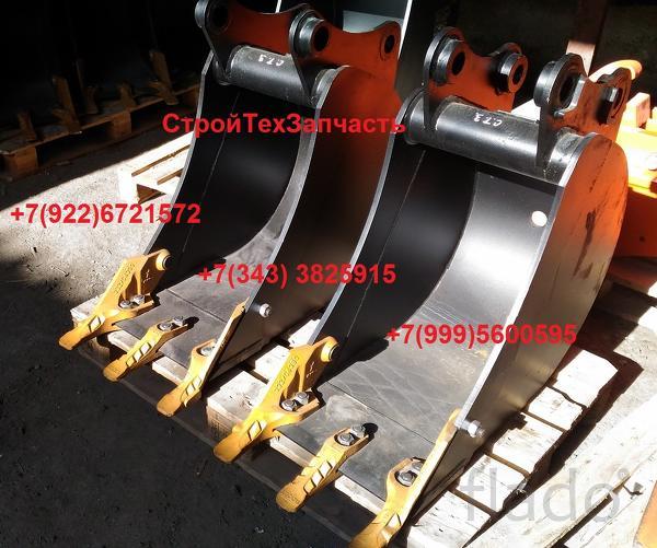 Узкий ковш 40 см для Hidromek, JCB, John deere, Terex, Hyundai, Cat