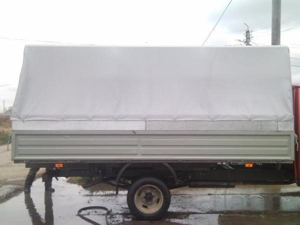 кузов на ГАЗ 3302 (в нем борта металл.)