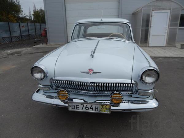 ГАЗ 21 Волга, 1963