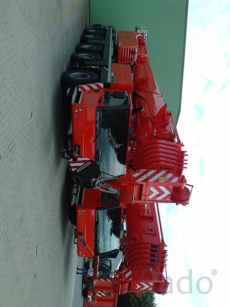 Новый LIBHERR LTM 1250-5.1 2016 года с Германии под заказ