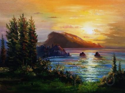Продам картины из Крыма ручной работы