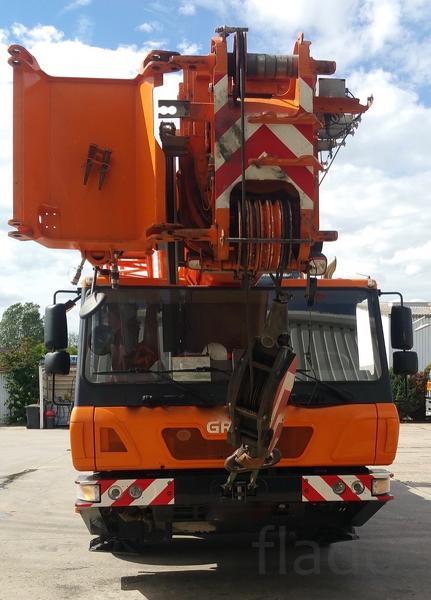 Grove GMK 3050-1 2011 года выпуска с Германии